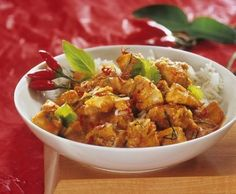 Hmmmm thats one for just me and the Hubby right there LOL  Weight Watchers Thai Red Chicken Curry recipe – 8 points