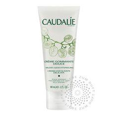 A great scrub for very sensitive skin: Caudalíe Crème gommante douce