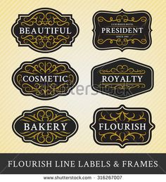 stock-vector-set-of-flourish-calligraphy-frames-and-labels-design-for-business-and-product-such-as-real-estate-316267007.jpg (428×470)