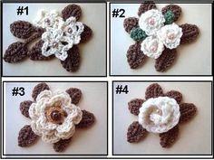 https://www.etsy.com/listing/197816628/crochet-flowers-4-styles-crochet-pattern?