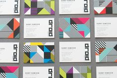 Droid Creative Stationery on Behance
