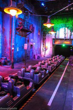 Rock N' Roller Coaster at Hollywood Studios