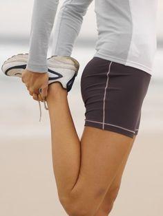 snellire le cosce jogging