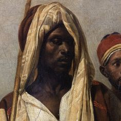 People of Color in European Art History Late 20th Century, Orient, Art History, Egypt, France, Painting, Color, Photos, Colour