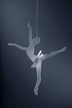 Paper Ballet – By Olga Samsonenko
