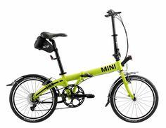MINI: lime folding bike - designboom | architecture