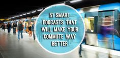 Looking for a way to make your commute better? Here's your answer //