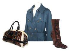 ESHOP LUXE EN LIGNE www.tendanceshopping.com Bottes Christian Dior - Sac Louis Vuitton - Trench Yves Saint Laurent