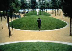 Martha Schwartz Partners (MSP) - Projects - Parks - Linearpark