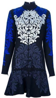 STELLA McCARTNEY SKATER DRESS  Long Sleeved Dress - Lyst