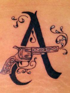 For my little Pistol Annie
