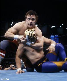 Dynamite Kid vs. Tiger Mask