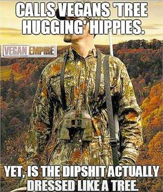 I'd love to hunt the hunters! I wish it was legal to put them on an island and chase them down this they're terrified and then shoot them multiple times because they didn't die with the first shot. Ahhhhhhhh poetic justice.