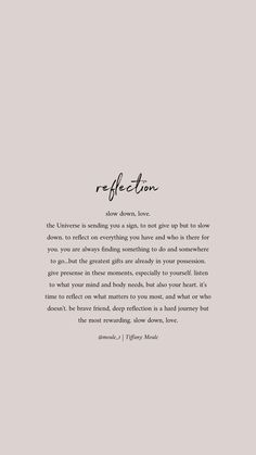 Is reflection something you're neglecting? Use this season to reflect and put your heart first ❤️ Self Healing Quotes, Self Love Quotes, Change Quotes, Quotes To Live By, Just Be Quotes, Feeling Used Quotes, Time Quotes, Mood Quotes, Positive Quotes
