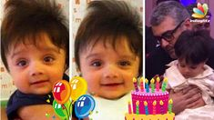Ajith Kumar's son turns two, Aadvik Birthday Celebration   Latest Tamil Cinema NewsAfter years of courtship, actors Ajith Kumar and Shalini got married in April 2000 in Chennai. The couple were blessed with a baby daughter Anoushka i... Check more at http://tamil.swengen.com/ajith-kumars-son-turns-two-aadvik-birthday-celebration-latest-tamil-cinema-news/
