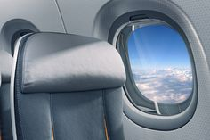 Priestmangoode designs aircraft interior with more luggage space