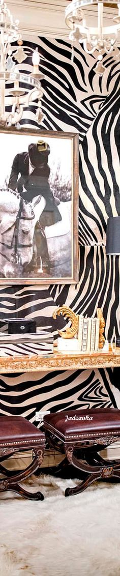 Zebra Print, Animal Print Rug, African Fashion, African Style, Classy People, Design Your Dream House, Stripes Fashion, Out Of Style, Colorful Fashion