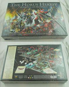 40K Starter Sets 183472: Warhammer 40K The Horus Heresy The Burning Of Prospero Miniatures Game Gawhh2-60 -> BUY IT NOW ONLY: $129.99 on eBay!