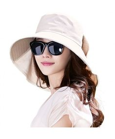 bed0838f79c10 Summer Bill Flap Cap UPF 50+ Cotton Sun Hat With Neck Cover Cord For Women  69053 beige CM128KSCMZL