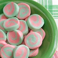 Pinwheel Mints