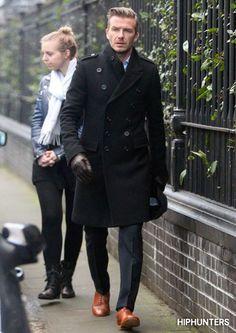 David Beckham - Look 4 http://www.hiphunters.com/magazine/2013/12/13/style-crush-david-beckham/