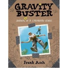 Journal of a Cardboard Genius by Frank Asch. Sick of his little brother always bothering him; Alex decides to leave the earth, because the world isn't big enough for the both of them; plans to use his cardboard spaceship to go to a planet without little brothers.