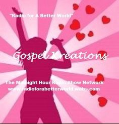 Please help to support Gospel Kreations on The Midnight Hour Radio Show by donating what you can here: http://www.gofundme.com/bkqpi0