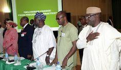 nodullnaija: Photos From Monisterial Retreat in Abuja