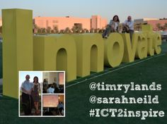 Tim Rylands ICT to inspire- blog with loads of links to useful tech resources