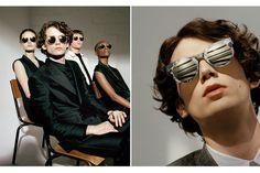 God Save the Queen and all: MYKITA x Maison Margiela #mykita #maisonmargiela #sunglasses