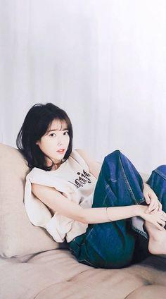 Korean Model, Korean Singer, Korean Girl, Asian Girl, Pic Pose, Cute Poses, My Wife Is, Pretty Wallpapers, Teenager Outfits