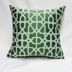 Set of Two Custom Design Custom Pillow Covers by KHPillowFashions