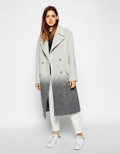 :oversize worn correctly...not slouchy: