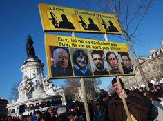 EN IMAGES. Charlie Hebdo : la grande marche à Paris