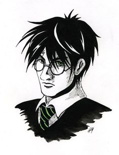 Harry Potter by Umino-aka-Morskaya.deviantart.com