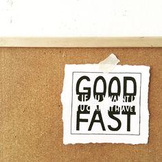 #manyemmas #typography #lettering #handlettering #good #fast