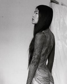 Tattoos Discover 19 ideas for womens face tattoo asian Skull Tatto Backpiece Tattoo Neck Tatto Yakuza Tattoo Tattoo Girls Girl Tattoos Inspirational Tattoos For Guys Tattoo Asian Sister Tatto Tattoo Girls, Girl Tattoos, Neck Tattoos, Dragon Tattoos, Full Body Tattoos, Sleeve Tattoos, Backpiece Tattoo, Yakuza Tattoo, Tattoo Photography