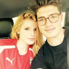 Pin for Later: Time to Gush Over Bella Thorne and Gregg Sulkin's Cutest Instagram Snaps When They Looked Casually Cool