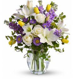 Spring Waltz Bouquet: Flower Bouquets - Graceful and fresh,