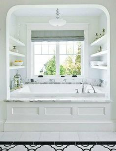 nothing like a window in your tub!!