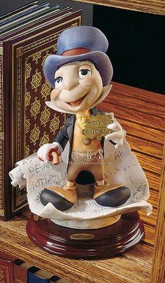 Giuseppe Armani Jiminy Cricket