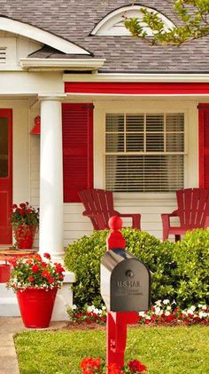 Desperate housewife porch