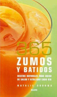 365 Zumos y Batidos (Spanish Edition) by Natalie Savona http://www.amazon.com/dp/8480765151/ref=cm_sw_r_pi_dp_wq0Oub0A07MNM