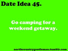 I was dying to go camping this year but it didn't work out. Maybe next year. I was dying to go camping this year but it didn't work out. Maybe next year. Country Dates, Country Boys, Country Life, Country Couples Quotes, Couple Quotes, What Men Want, All You Need Is Love, Dream Dates, Cute Date Ideas