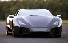 Meet the Arrinera, Poland's first supercar, which produces 641 horsepower--not too shabby...