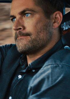 Paul Walker - look at those beautiful blue eyes!