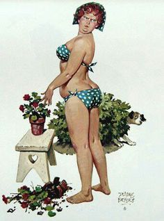 From Hilda Pin-Up's FB page.
