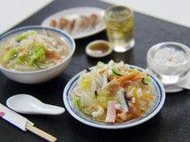 中華 - ちょび子のミニチュアレストラン 樹脂粘土で作る12分の1サイズのミニチュアフード