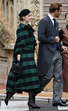 Beatrice Borromeo and Princess Alexandra Attend Monaco National Day Celebrations — Royal Portraits Gallery Office Outfits Women, Summer Outfits Women, Summer Fashions, Woman Outfits, Beatrice Borromeo, Dresses For Teens, Club Dresses, Midi Dresses, Night Club Outfits