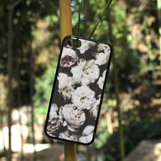 iPhone Case Cute Vintage Floral Hipster Art For iPhone 4, iPhone 5, iPhone 5c, iPhone 6, iPhone 6 Plus in Plastic, Rubber or Heavy Duty*